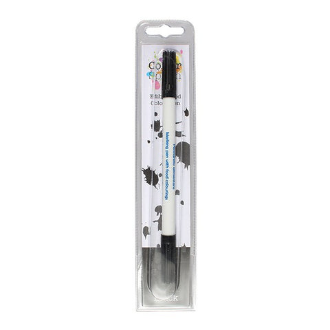 Colour Splash Edible Food Pen - Black
