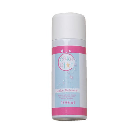 Cake Star Cake Release Spray 400ml