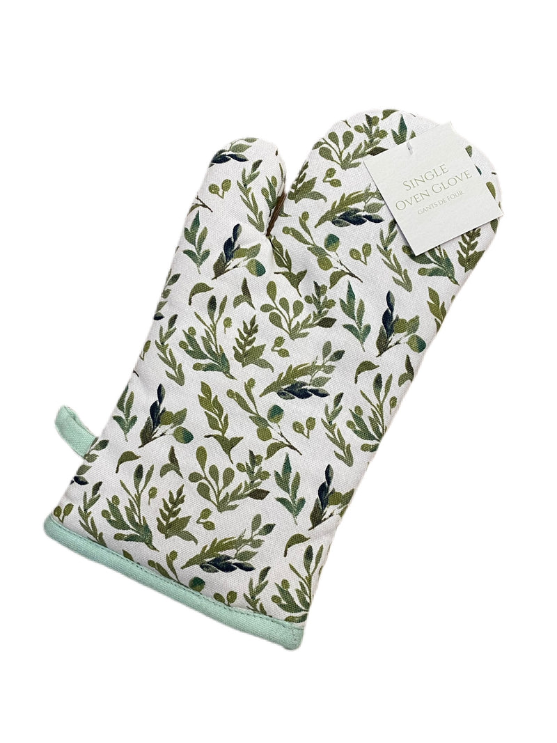 Olive Grove Single Oven Glove - The Cooks Cupboard Ltd