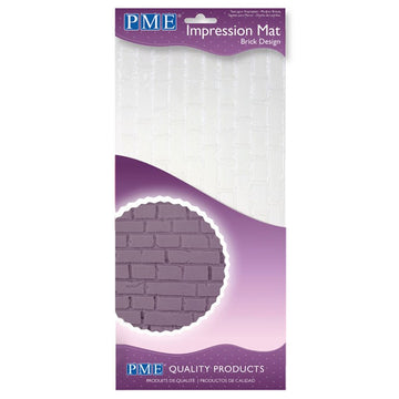PME Large Impression Mat Brick