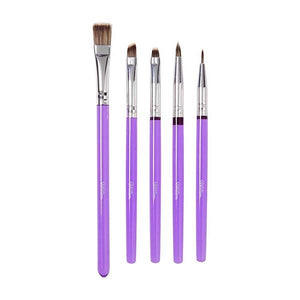 Decorating Brush Set by Wilton - Set of 5