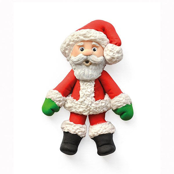 Katy SueSugar Buttons Mould - Father Christmas
