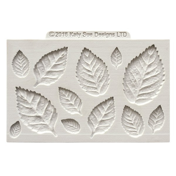 Katy Sue Mould - Rose Leaves