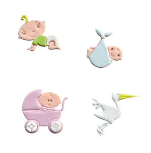 FMM Adorable Baby Cutter Set