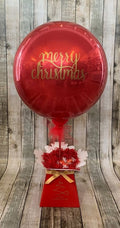 DEPOSIT - Red Deluxe Christmas Balloon - COLLECTION FROM STORE ONLY - Please read FULL Description