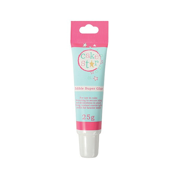 Cake Star Edible Sugarcraft Super Glue Tube 25g