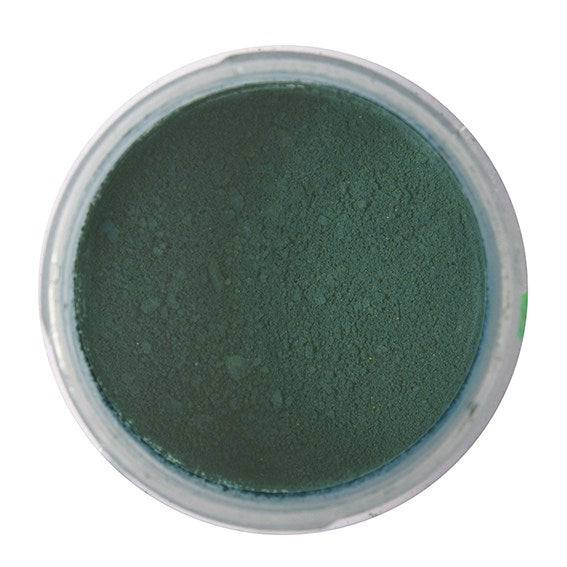 Colour Splash Dust - Matt - Pine Green - Sugarcraft Food Colouring Dust