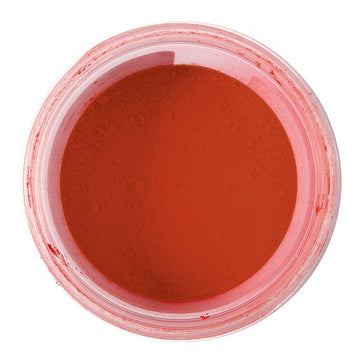 Colour Splash Dust - Matt - Poppy Red - Edible Sugarcraft Food Colouring Dust