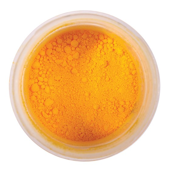 Colour Splash Dust - Matt - Sunflower - Edible Sugarcraft Food Colouring Dust