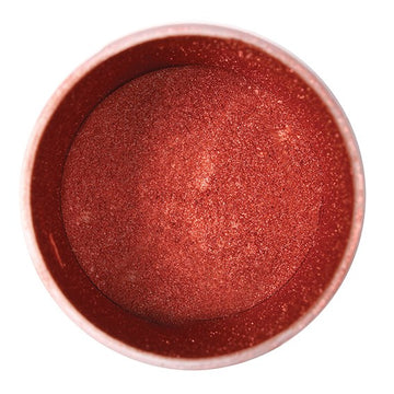 Colour Splash Dust - Pearl - Ruby - Edible Sugarcraft Food Colouring Dust