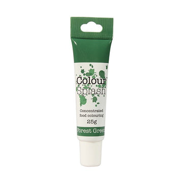 Colour Splash Gel Concentrated Food Colour - Forest Green - 25g