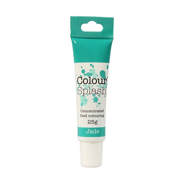 Colour Splash Gel Concentrated Food Colour - Jade Green - 25g - The Cooks Cupboard Ltd