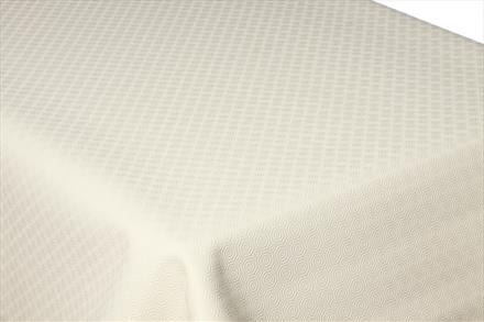 Cream Table Protector Ideal for use Under PVC Tablecloth