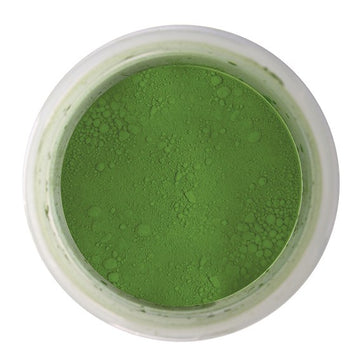 Colour Splash Dust - Matt - Leaf Green - Sugarcraft Food Colouring Dust