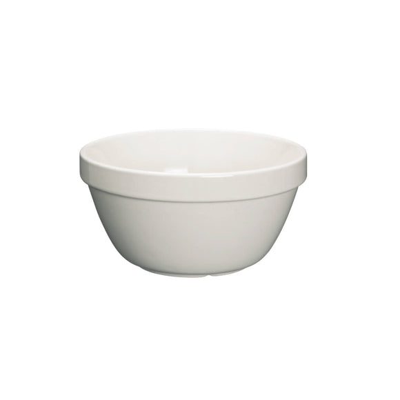 Home Made Traditional Stoneware 600ml Pudding Basin
