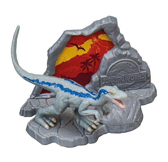 Jurassic World Fallen Kingdom Celebration Cake Decoration DecoSet