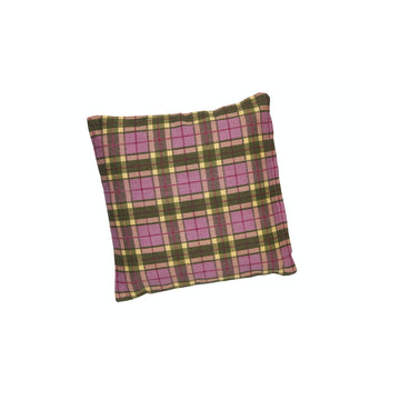 Katie Alice Highland Fling Small Tartan Cushion