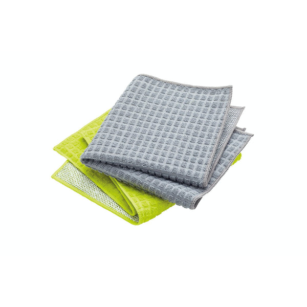 KitchenCraft Pack of Two Dish Cloths