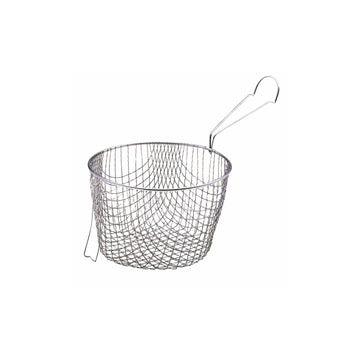 "KitchenCraft Extra Deep Chip Basket for 20cm (8"") Pan"