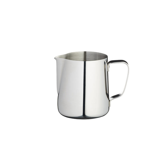 Le'Xpress Stainless Steel 400ml Milk Steaming Jug / Milk Frothing Jug