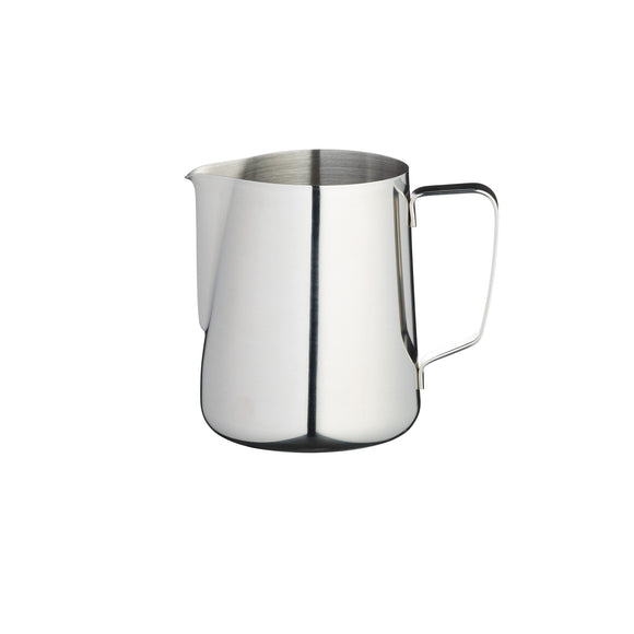 Le'Xpress Stainless Steel 600ml Milk Steaming Jug / Milk Frothing Jug