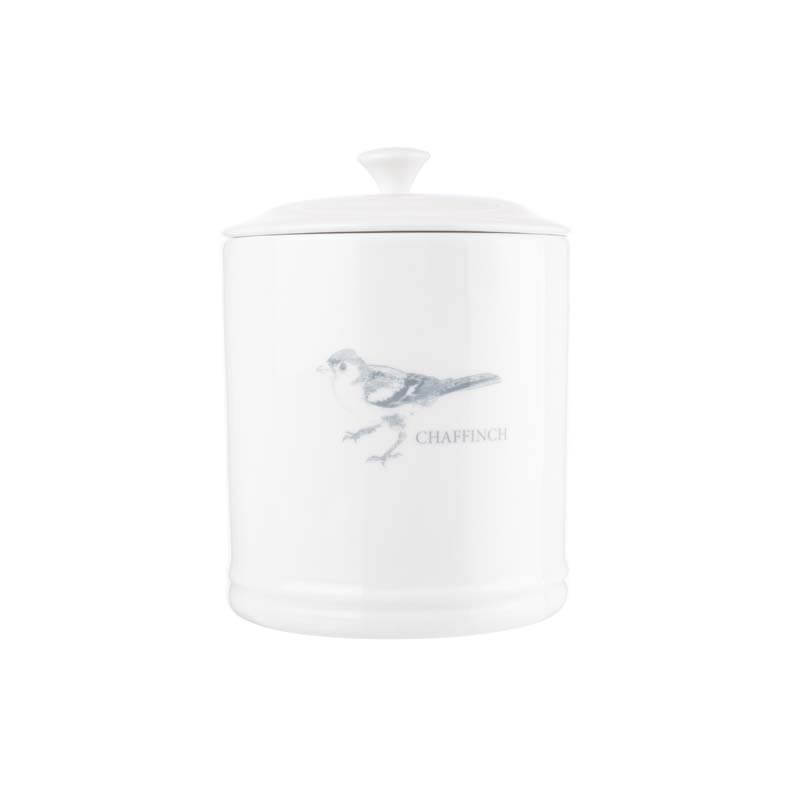 Mary Berry - English Garden - Storage Canister Chaffinch - The Cooks Cupboard Ltd