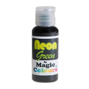 Magic Colours Food Colouring - Neon Green - 32g