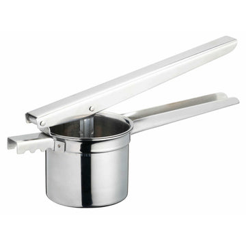 MasterClass Deluxe Stainless Steel Potato Ricer and Juice Press