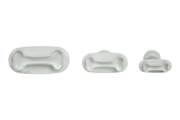 PME Bone Plunger Cutter - Set of 3