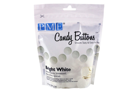 PME Candy Melts Bright White Candy Buttons