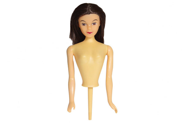 PME Doll Pick Brunette Brown Hair