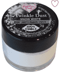 Rainbow Dust Edible Twinkle Dust - Snow White