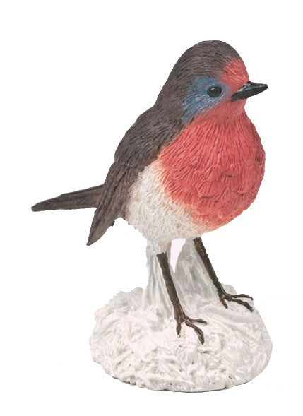 Resin Robin Realistic Cake Topper Christmas Decoration