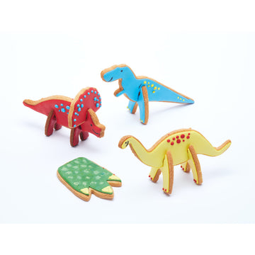 Sweetly Does It 3D Standing Dinosaur Cookie Cutter Set