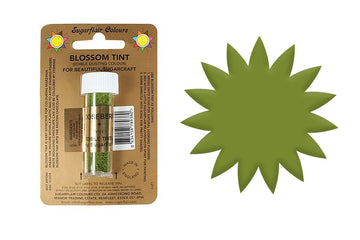 SUGARFLAIR EDIBLE BLOSSOM TINT FOOD COLOUR DUST - GOOSEBERRY