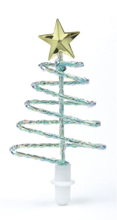 Spiral Christmas Tree Christmas Cake Decorating Pic