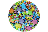 Sprinkletti Edible Sprinkles Rainbow Mix