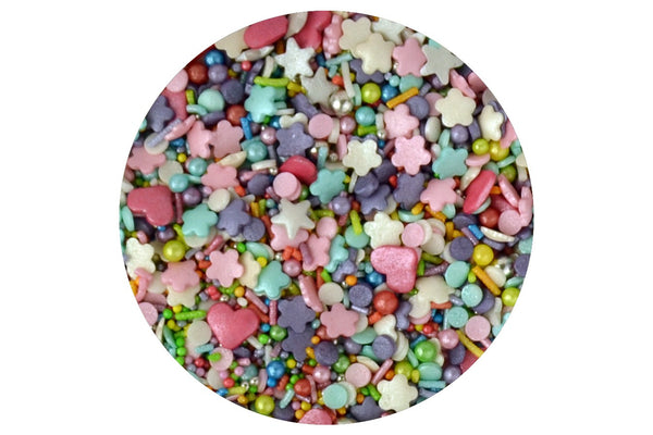 Sprinkletti Enchanted Mix edible Sprinkles