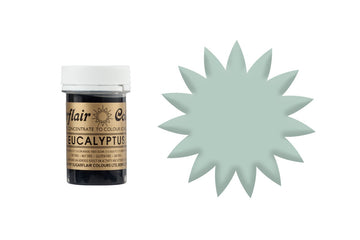 Sugarflair Paste Colour - Eucalyptus - 25g Concentrated Edible Food Colouring