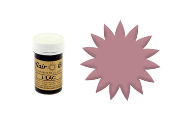 Sugarflair Paste Colour - Lilac - 25g Concentrated Edible Food Colouring