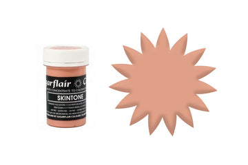 Sugarflair Paste Colour - Skintone - 25g Concentrated Edible Food Colouring