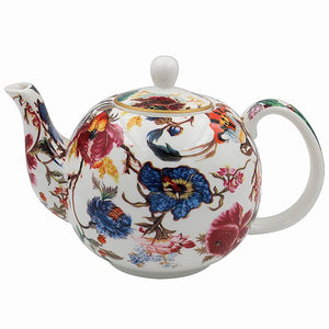 William Morris Anthina Floral  China Teapot