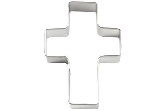 Wilton Cookie Cutter - Cross - Ideal for Easter, Christening and Religious Cakes