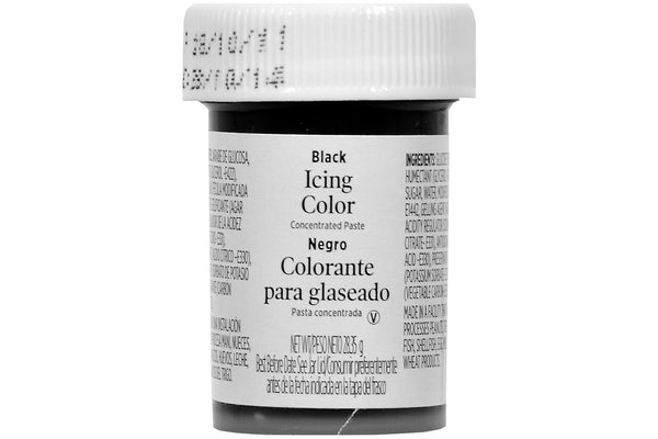 Wilton Edible Icing Colouring Black