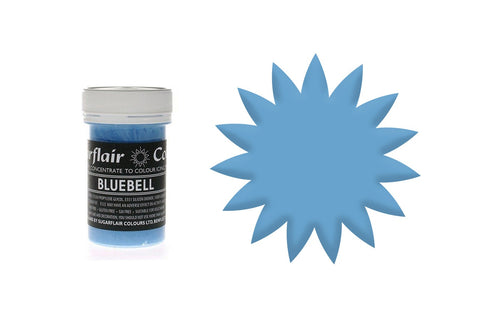 Sugarflair Paste Colours - Bluebell - 25g