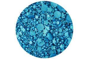 Sprinkletti Blue edible sprinkles