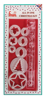 FMM All in One Christmas Kit Cutter Set
