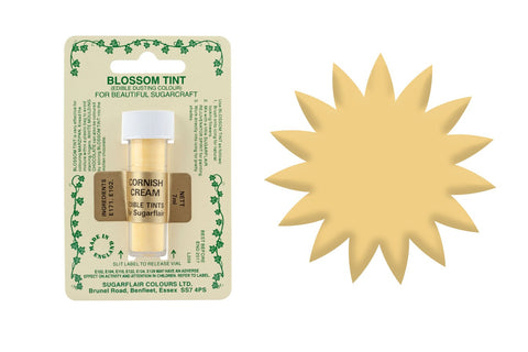 Sugarflair Blossom Tint Cornish Cream