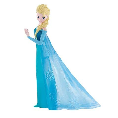 Walt Disney Frozen - Elsa - Figurine  Cake Topper- 95mm