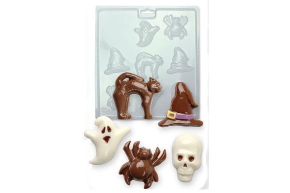 PME Chocolate/Candy Mould - Halloween Design